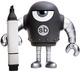 Sketchbot - Mono (Chisel Tip Marker)