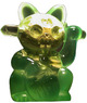 Infected Misfortune Cat - Green