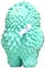 Flocked Treeson - Minty Green