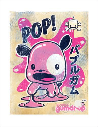 Bubble_gumdrop-64_colors-gicle_digital_print-trampt-63851m