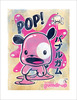 Bubble Gumdrop AP print