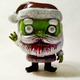 Zombie Claus Red