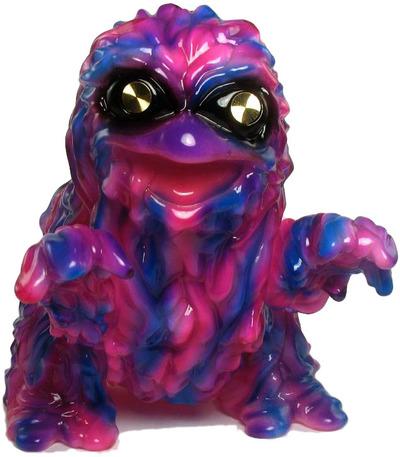 Crawling_hedoran_-_clear_pink_gid-kiyoka_ikeda-crawling_hedorah-trampt-64457m