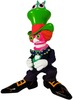 Mad Hatter Figure - Black