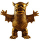 Greasebat - SDCC Black Gold Rub