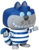 Blue Chesire Cat