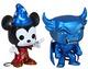 Disney Metallic Fantasia Set – Mickey and Chernobog