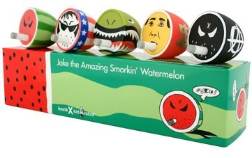 Jake_the_amazing_smorkin_watermelon_-_5_pack-frank_kozik-monger-kidrobot-trampt-66156m