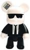 "Reservoir Dogs Bear Qee 8"" - Mr. Black"