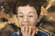 Boy Eats Rat