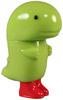 Amedas - Light Green w/ Red Boots