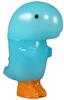Amedas - Sweet Candy Blue w/ Clear Orange Boots