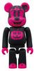 BABBI ♥ 100% Be@rbrick - Halloween (Minnie Mouse - Pink)