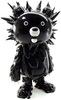 Inc Bear - Black w/ Black Eyes