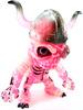 Skull Zombi - SF 42 Pink Taipei GID