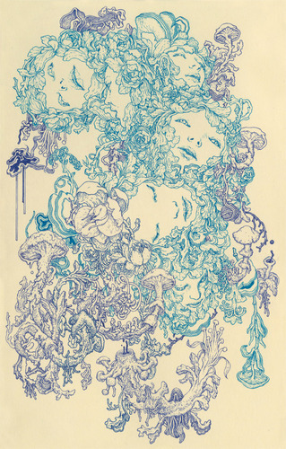 Nervosa-james_jean-gicle_digital_print-trampt-68408m