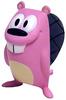 Get Lucky Beaver (Pink)