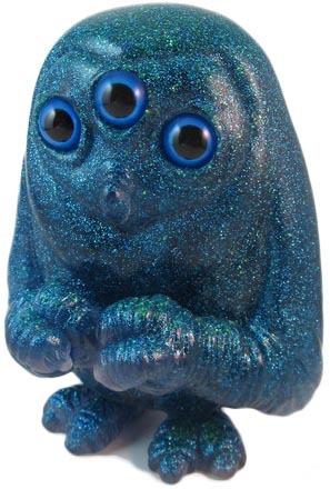 The_scowl_-_blue_glitter-motorbot_kevin_olson-the_scowl-dead_bear_studios-trampt-69902m