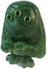 the scowl - green glitter