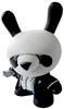 """Goodnight Panda 8"""" Dunny"""