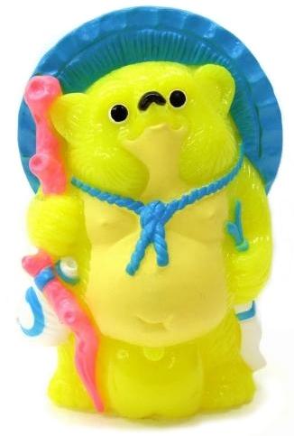 Mini_tanuki_-_yellow-realxhead_mori_katsura-mini_tanuki-realxhead-trampt-70373m