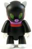 Evil Cat - Black