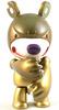 Knucklebear Qee - Gold