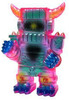 Pocket F.U. Robot - Translucent Pink