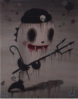 Sea_no_evil_2012-gary_baseman-sea_no_evil_2012-prints_on_wood-trampt-72674m