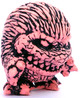 Critters Inspired - Black Rub Pink
