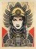 Peace Goddess (Wood)