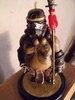 Calavera tribal storm trooper