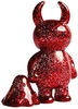 Uamou & Boo - Ouch! (Red Lame)