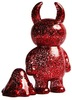 Uamou & Boo - Sad (Red Lame)