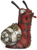 Red Iron Snail