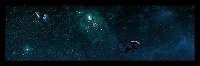 You_are_my_lucky_star_-_green_variant-mark_englert-screenprint-trampt-74513m