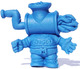 The Chibi Meatgrinder - Blue