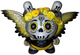 "Series of DOTD 3"" dunnys Yellow Version"