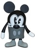 Pie-Eyed Mickey Mouse