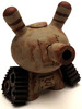 Destructo Dunny Tanks (beige Bombers)