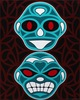 Two-Face Totem