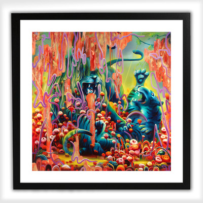 Odins_protector-michael_page-hand_embelished_archival_pigment_print_on_330gsm_fine_art_paper-trampt-78969m