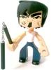 Bruce Lee - White Shirt