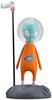 Obie the Alien Space Cadet - Orange