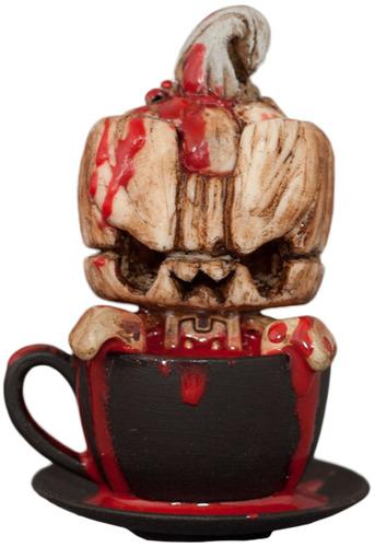 Bloody_hot_pumpkin_tea_-_pumpkin-lunartik_matt_jones-lunartik_in_a_cup_of_tea-trampt-79555m