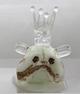 Panda King Head - GID Bonehead