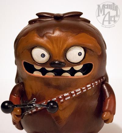 Choco_chewbacca-manly_art-choco-toy2r-trampt-80411m