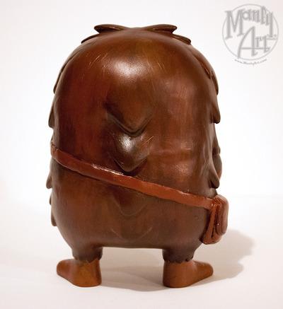 Choco_chewbacca-manly_art-choco-toy2r-trampt-80412m