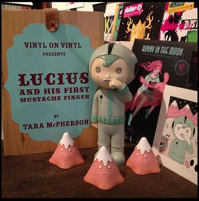 Lucius_and_his_first_mustache_finger-tara_mcpherson-lucius-vinyl_on_vinyl-trampt-80415m