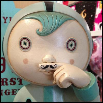Lucius_and_his_first_mustache_finger-tara_mcpherson-lucius-vinyl_on_vinyl-trampt-80416m